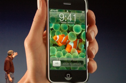 apple iphone engadget
