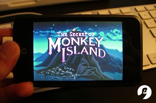 monkey island ipod touch